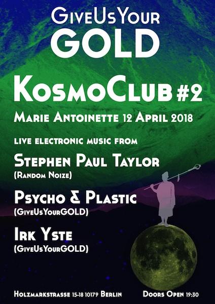 Kosmoclub #2 600 pix